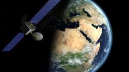 satellite afrique nuit