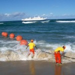 Offshore Installation of Angola-Brazil Cable Nears Completion